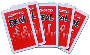 Monopoly Deal Dealing