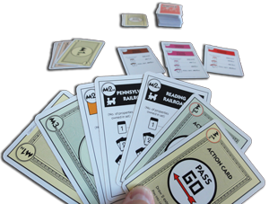 Rules for How to Play Monopoly Deal Cards
